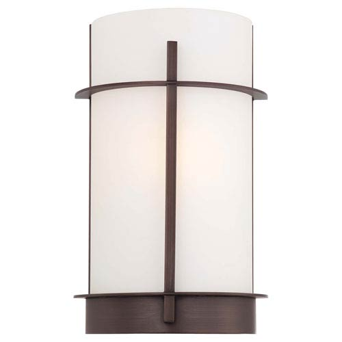 Copper Patina Wall Sconce