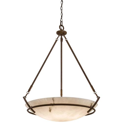 Bronze Bowl Pendant Lighting Free Shipping Bellacor