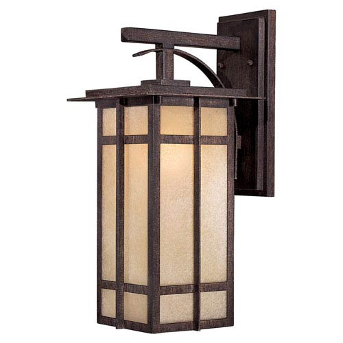 Minka-Lavery Delancy Medium Fluorescent Outdoor Wall Light