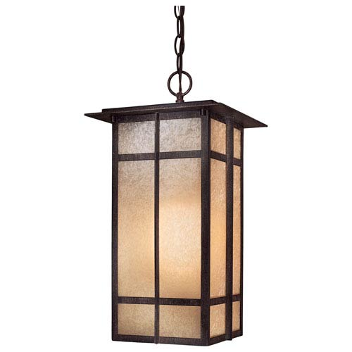 Delancy Fluorescent Outdoor Pendant