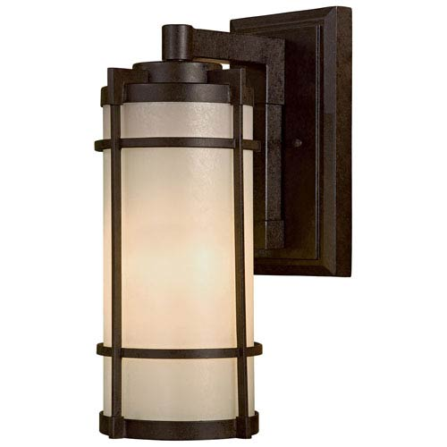 Mirador Exterior Large Fluorescent Outdoor Wall Light