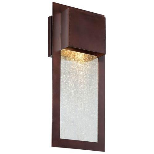 Westgate Alder Bronze Dark Sky Wall Lantern