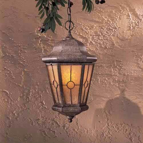 Montellero Fluorescent Outdoor Pendant