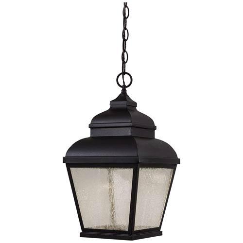 Minka-Lavery Mossoro Black 19-Inch High LED Outdoor Pendant