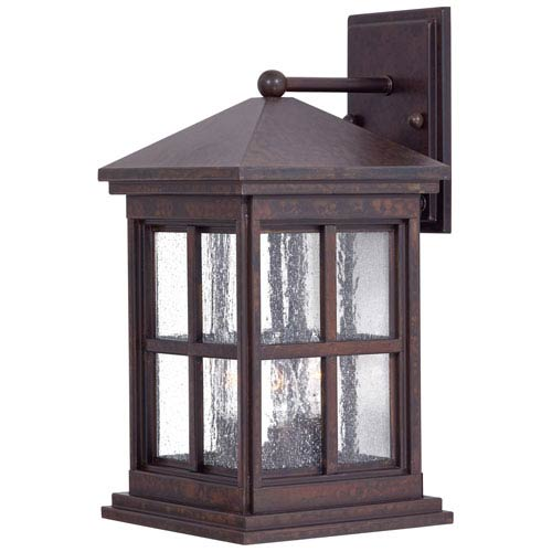 Medium Berkeley Outdoor Wall Light