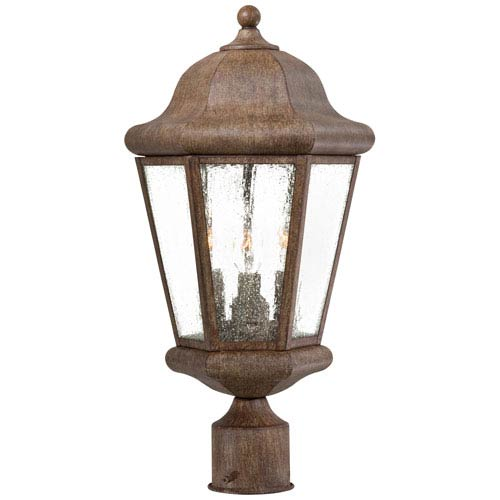 Taylor Court Outdoor Post-Mounted Lantern