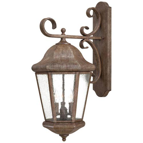Minka-Lavery Taylor Court Large Outdoor Wall Mount