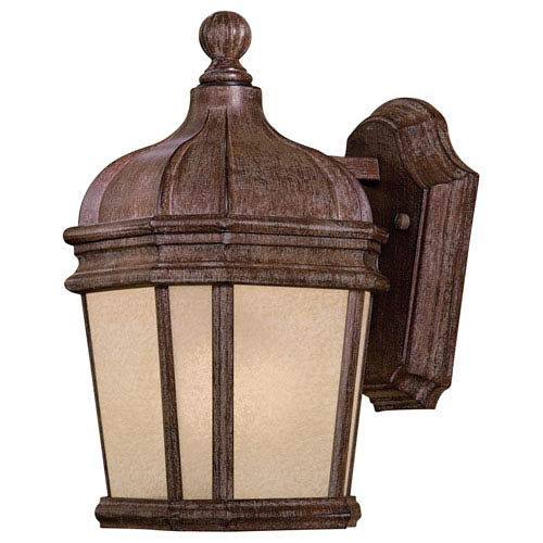 Harrison Small Fluorescent Outdoor Wall Light