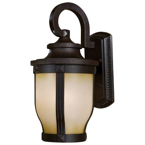 Merrimack Fluorescent Medium Outdoor Wall Mount
