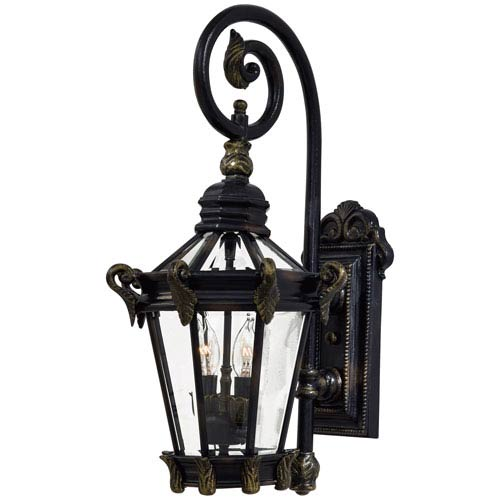 Victorian outdoor lighting free shipping bellacor stratford hall wall light aloadofball Images