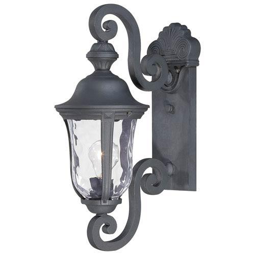 Minka-Lavery Ardmore Black Wall Lantern
