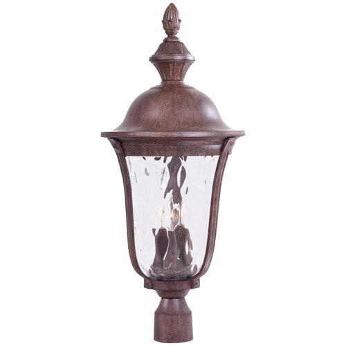 Minka Lavery Ardmore Post Mounted Outdoor Light