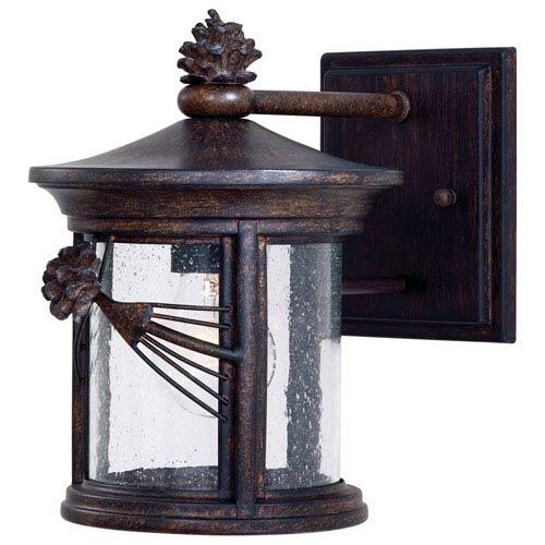 Abbey Lane Small Outdoor Wall-Mounted Lantern