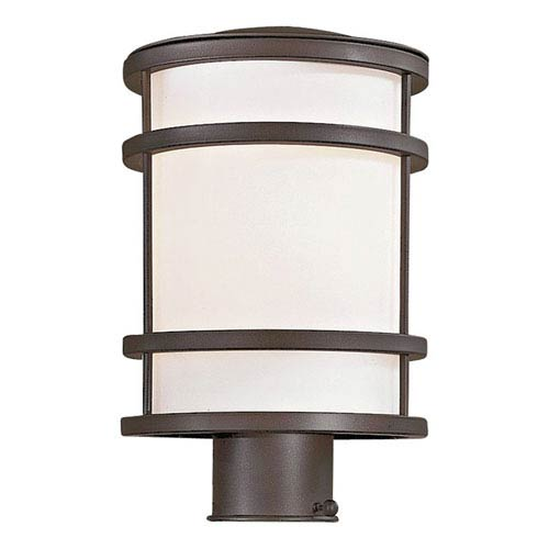 Bay View Bronze Outdoor Post Mount