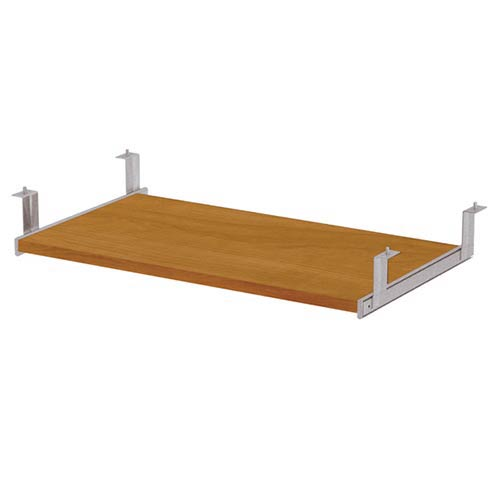 Bestar Pro-Biz Cappuccino Cherry Keyboard Shelf