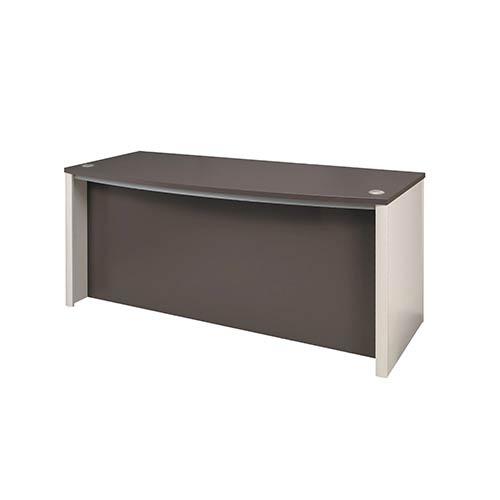 Connexion Slate and Sandstone Executive Desk