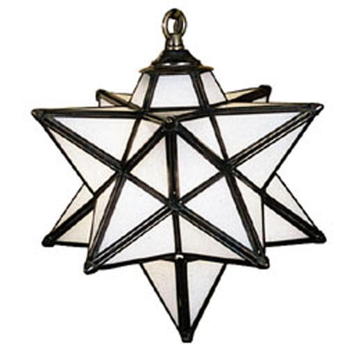 Meyda Tiffany Moravian Star Light Small
