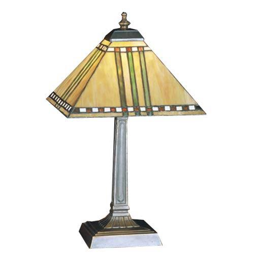 16-Inch Prairie Corn Accent Lamp