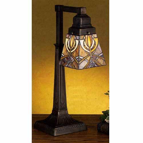 Glasgow Goblet Tiffany Desk Lamp