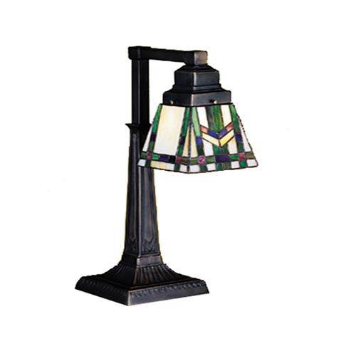 19.5-Inch Prairie Wheat One-Light Desk Lamp
