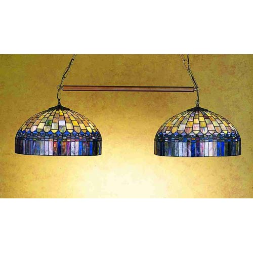 42-Inch Candice Two-Light Island Pendant