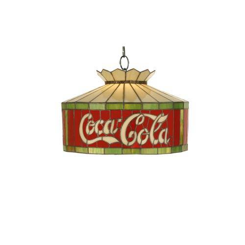 16-Inch Coca-Cola Pendant