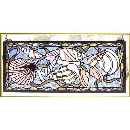 Seashells Window