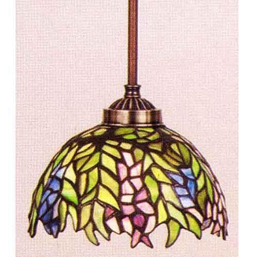 Tiffany Honey Locust Pendant