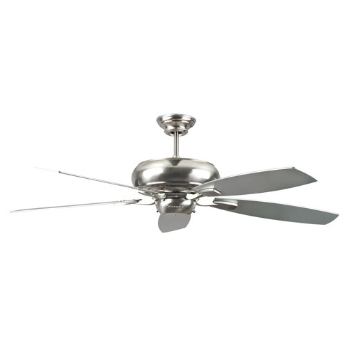 Concord Fans Roosevelt Stainless Steel 52-Inch Energy Star Ceiling Fan
