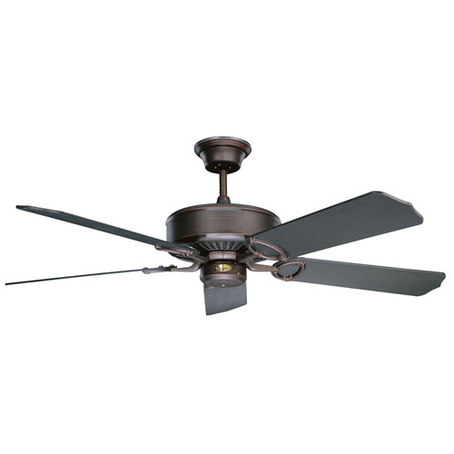 Concord Fans California Home Oil Rubbed Bronze 60-Inch Ceiling Fan