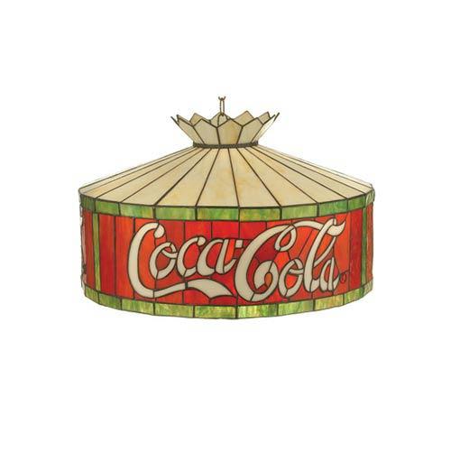 24-Inch Coca-Cola Pendant