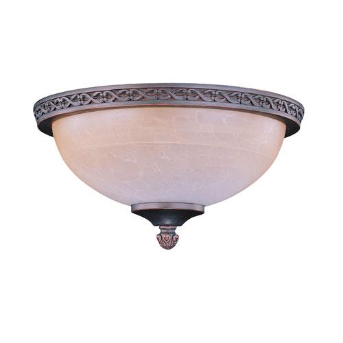 Rosemount Oil Rubbed Bronze Two-Light Ceiling Fan Light Kit