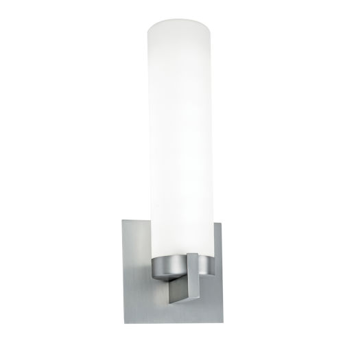Newport Brushed Nickel Four-Inch LED Wall Sconce