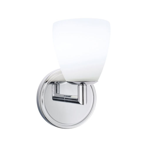Chancellor Chrome Five-Inch LED Wall Sconce