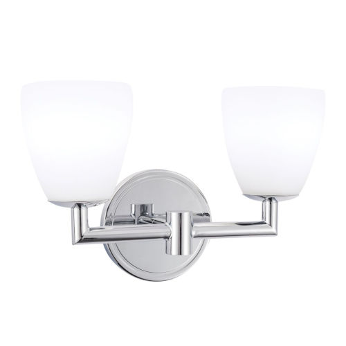Chancellor Chrome 11-Inch LED Wall Sconce