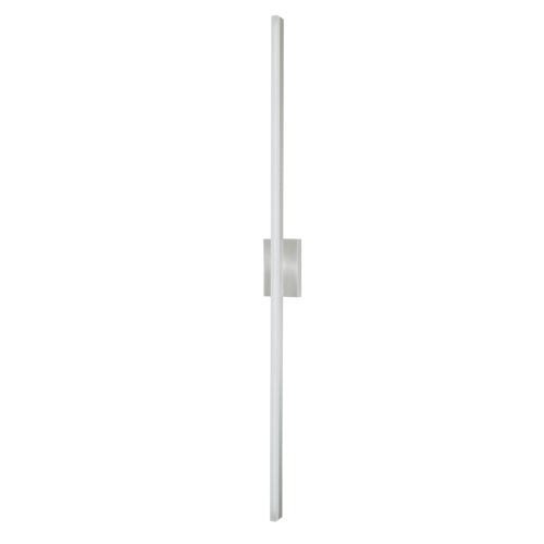 Ava Brushed Aluminum Five-Inch LED Wall Sconce