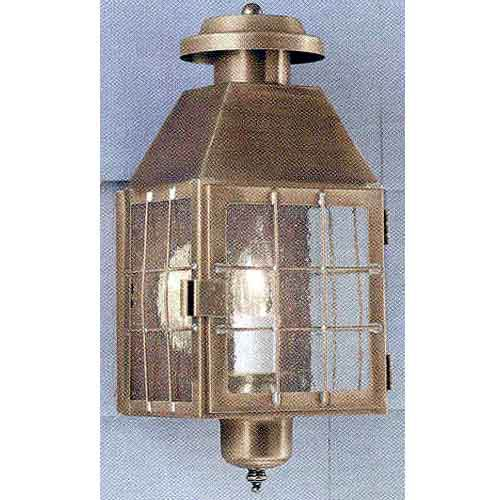 American Heritage Bronze Wall Mounted Outdoor Light