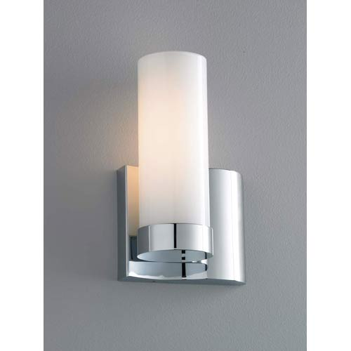 Wave Right One-Light Wall Sconce
