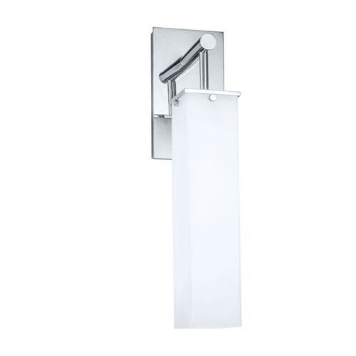 Norwell Dean Chrome LED Bath Sconce