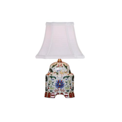 Porcelain Jar Lamp