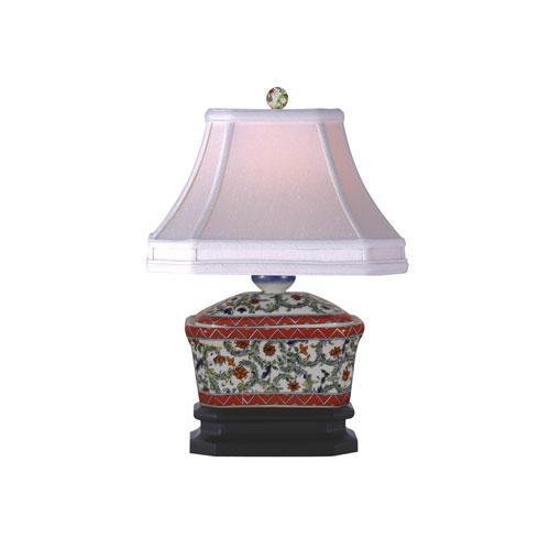 Porcelain Box Lamp