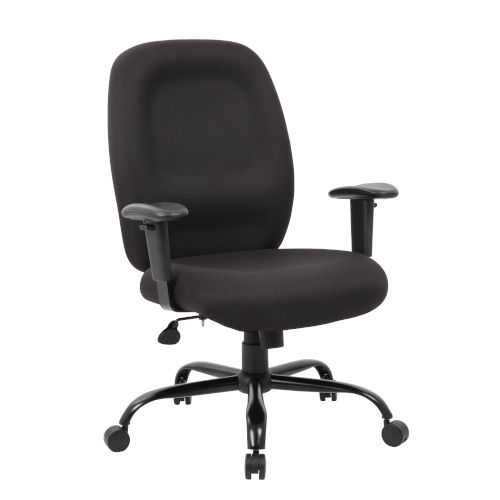 Boss 30-Inch Black Heavy Duty Task Chair