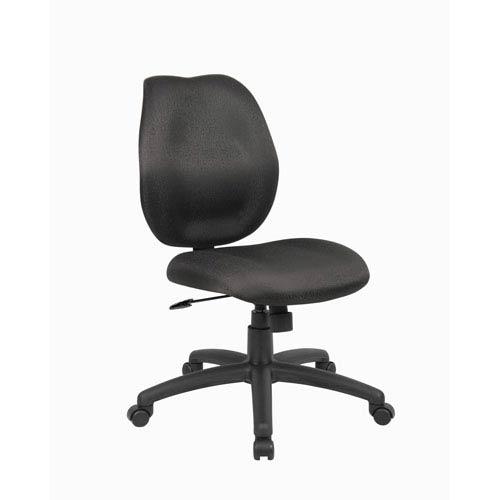 Boss Black Task Chair