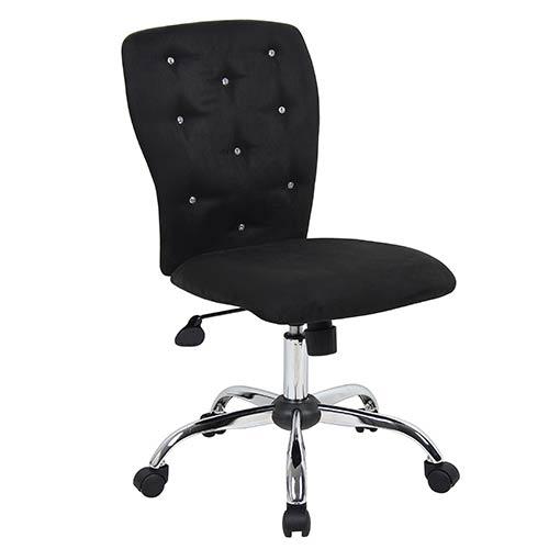 Presidential Seating Black Tiffany Task Chair