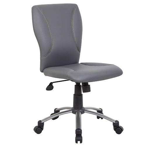 Presidential Seating Grey Tiffany Task Chair