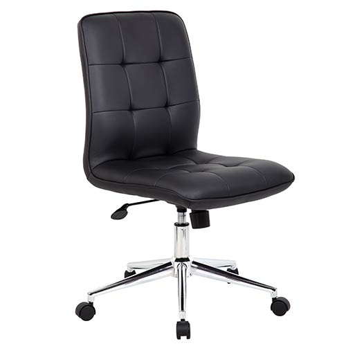 Black Modern Task Chair