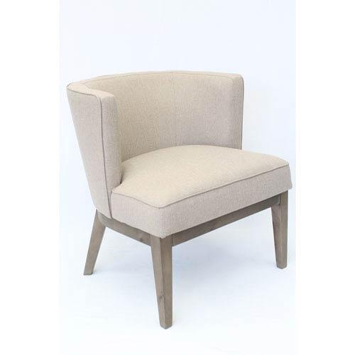 Boss Ava Accent Chair - Beige
