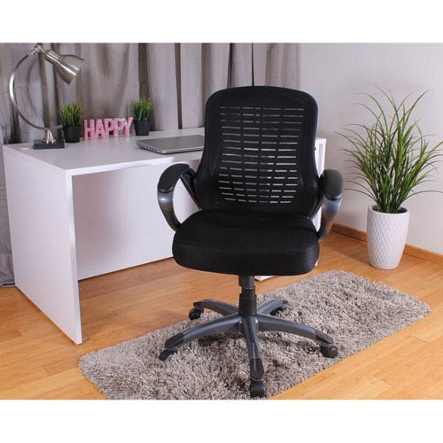 Presidential Seating Boss Ribbed High Back Mesh Chair