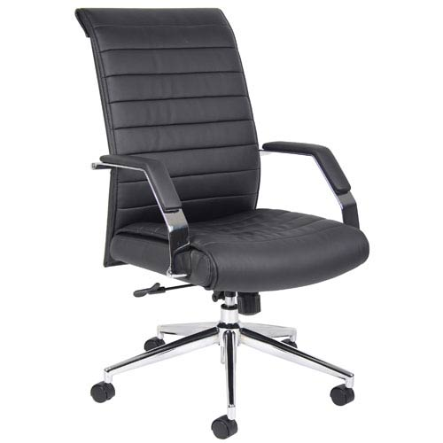 Libretto Executive Ribbed Chair