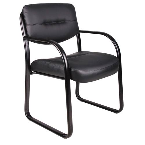 Presidential Seating LeatherPlus Guest Chair